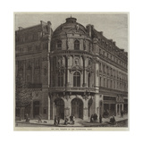 The New Theatre of the Vaudeville  Paris