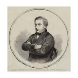The Late Mr Robert Stephenson  MP  Civil Engineer