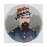 Lorenzo Latorre (1844-1916) Portrait Coloured Uruguay
