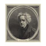 The Late Sir John Herschel