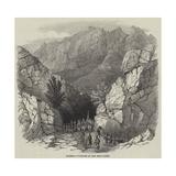 Algeria  Passage of the Iron Gates