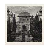 The Mausoleum of Etmaddowlah  Agra  India