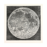 Telescopic Appearance of the Moon 1833