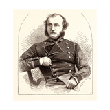 Major-General Windham  CB  the Hero of the Redan