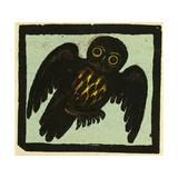 Illustration of English Tales Folk Tales and Ballads  Owl