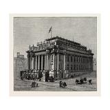 The Theatre Royal  Malta  1873