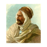 Ben Aisa the Kabyle Algiers 1885