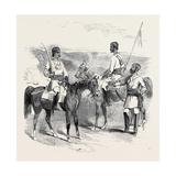 The Mutiny in India: Irregular Cavalry of the Bengal Army