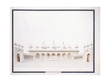 The Moti Musjid in the Fort of Agra  C 1815