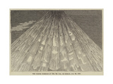 The Aurora Borealis at 10H 5M Pm  on Sunday  24 October 1847