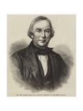 Mr John Winter Jones  Fsa  Principal Librarian of the British Museum