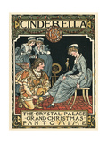 Cinderella  Crystal Palace Grand Christmas Pantomime  1875