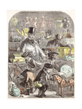 New Year's Gifts  the Toyshop  Jackson Children  1860