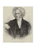 The Late Sir John Herschel  Natural Philosopher