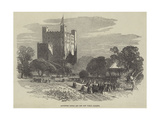 Rochester Castle and the New Public Gardens