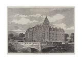 The Imperial Hotel at Great Malvern