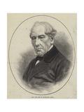 The Late Sir W Fairbairn  Baronet