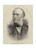 The Late Sir William Siemens