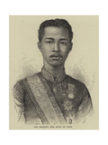 His Majesty the King of Siam