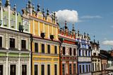 Colorful Facades - Zamosc City