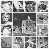 Art of Florence - Collage