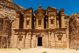 Ad Dayr Monastery  Petra  One of the New Sewen Wonders of the World  Jordan