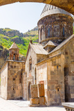 Monastery of Geghard  Unique Architectural Construction in the Kotayk Province of Armenia UNESCO W