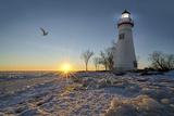 Marblehead Lighthouse Sunrise