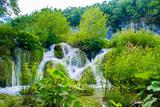 Nature of Croatia  Europe Water Runs among the Stones