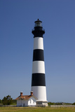 Bodie Island Lighthouse in the Outer Banks of North Carolina