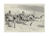 A Jinriksha Race  Ceylon