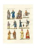 Chinese Dresses Giclée