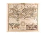 World Map  1872