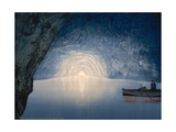 Blue Grotto  Capri Island  Italy  C1890-C1900