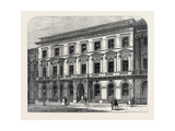 East India United Service Clubhouse St James's Square London Uk 1866