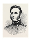 Major-General Stonewall Jackson of the Confederate Army 1862