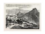 The Revolution in Sicily: Calatafimi  Italy  1860
