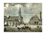 Krakow Cracovie Poland 19th Century