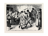 New Year's Eve in Ireland  1870