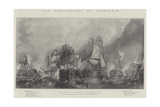 The Anniversary of Trafalgar  the Battle of Trafalgar  21 October 1805