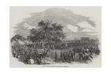 Encampment on the Plain of Satory  Near Versailles