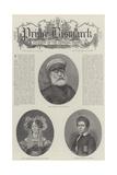 The Late Prince Bismarck