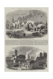 The Great Fire at Limoges