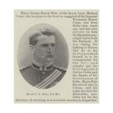 Major G E Hale  Ramc