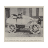 A Victory for Steam  the Gardener-Serpollet Record-Breaking Steam-Car