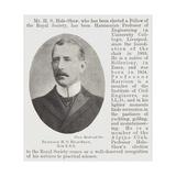 Professor H S Hele-Shaw