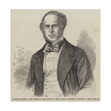 Captain Huish  Late General Manager of the North-Western Railway