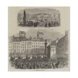 Scenes of Warsaw