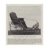 Prince Bismarck's New Bath-Chair