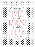 Smile Pancake Life